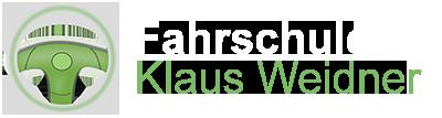 Fahrschule Klaus Weidner Logo